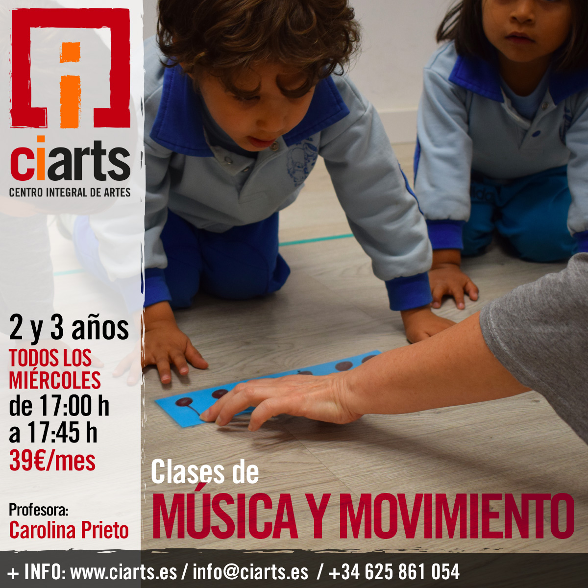 musica movimiento